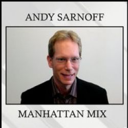 Andy Sarnoff - Manhattan Mix Piano
