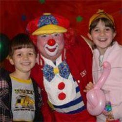 Binky The Magic Clown