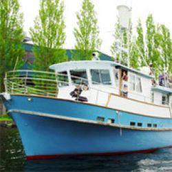 Seattle Fun Boat