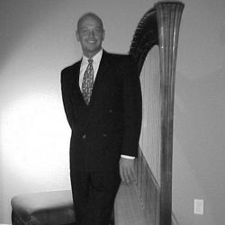 Harpist - Paul Wren