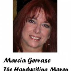 The Handwriting Maven ~ Marcia Gervase ~ Analyst
