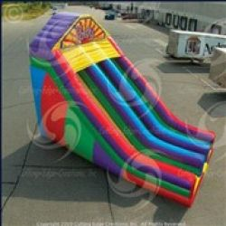 Adventures in Climbing ~ Inflatables & Games