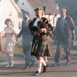 Bagpipes by Peter Kapp