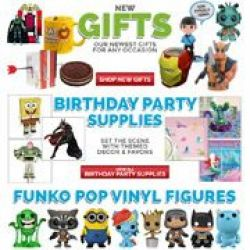 Fun ~ Gifts & Party Supplies