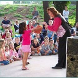 Children's Magic Shows & Entertainment by Nancy