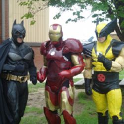 Heroes For Hire, LLC