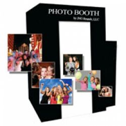 Photo Booth Rental by JNG Rentals, LLC
