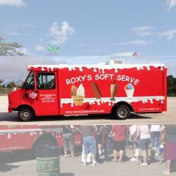 Roxy's Ice Cream Food Truck