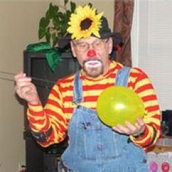 Pop Pop The Magic Clown