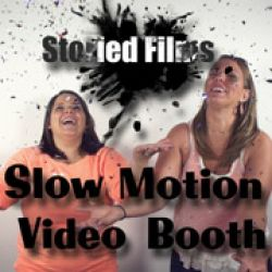Slow Motion Video Booth by Storied Films