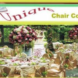 Unique Linens & Chaircovers