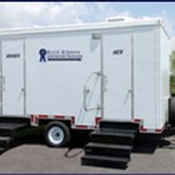 Blue Ribbon Restroom Trailers