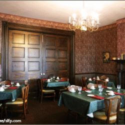 Bissell Mansion Restaurant and Dinner Theatre