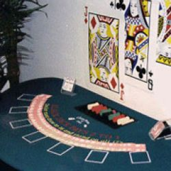 Casino Wedding and Theme Parties