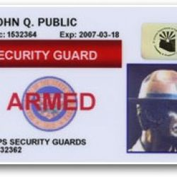 Arizona Armed & Unarmed Guard Training Center