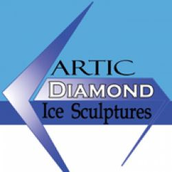 Artic Diamond Ice Sculptures