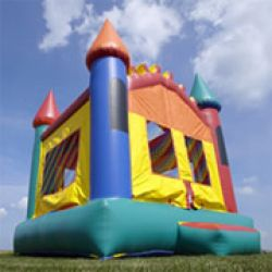 Perry Hall Moon Bounce