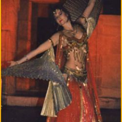Miranda ~ Belly Dancer