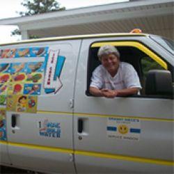 Granny Niece's Ice Cream Truck