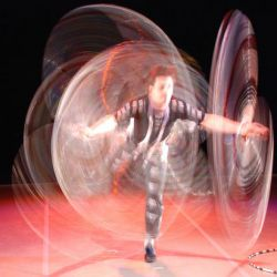 Dizzy Hips | The Hula Hoop Man: Paul Blair