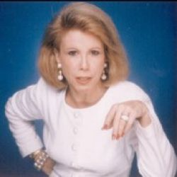 Joan Rivers Impersonator ~ Eileen Finney