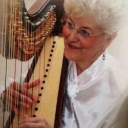 Elaine Stindt Harpist