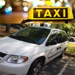 Four Seasons Taxi Cab