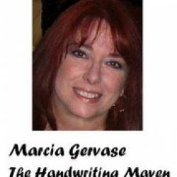The Handwriting Maven ~ Marcia Gervase ~ Analyst