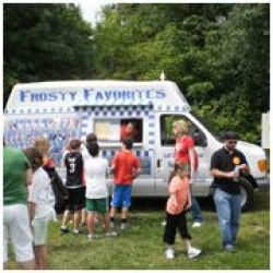 Frosty Favorites Ice Cream Trucks
