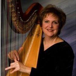 Bobbie Strobhar ~ Harpist
