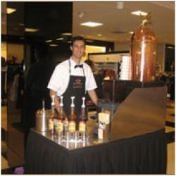 Cappuccino Express Exquisite Beverages Catering