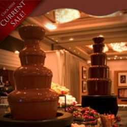 Chicago Chocolate Fountain