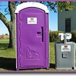 Crown Restrooms The Purple Potty People