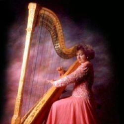 Kim Delibero - Harpist Las Vegas