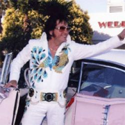 Elvis Presley ~ Eddie Powers