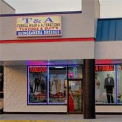 T&A Formal Wear & Alterations