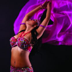 Zara The Beautiful Bellydancer