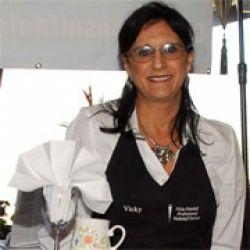 Vicky Randall Professional Wait Staff Coordinator