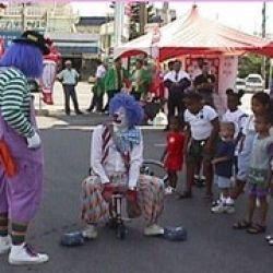 Wally The Clown