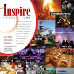 Inspire Productions - Party Planners