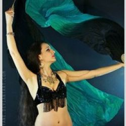 Zobeida ~ Belly Dancer