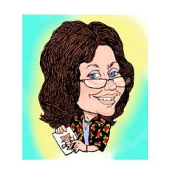 Marlene K. Goodman-Comicatures With Personality