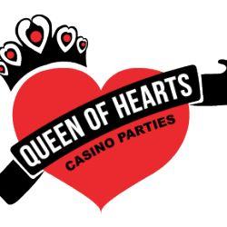 Queen of Hearts Casino Parties