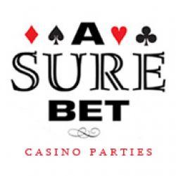 A Sure Bet Casino Parties