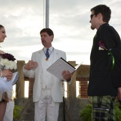 Daryl Sprout - Officiant