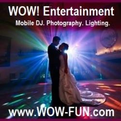 Wow Entertainment Wedding DJs & Event Lighting